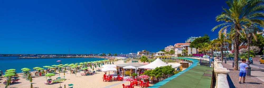 Sanremo Italien