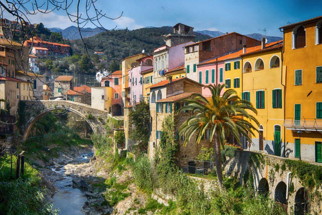 Dolcedo Italien